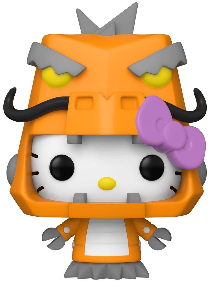 Funko POP Hello Kitty: Hello Kitty (Mecha Kaiju)