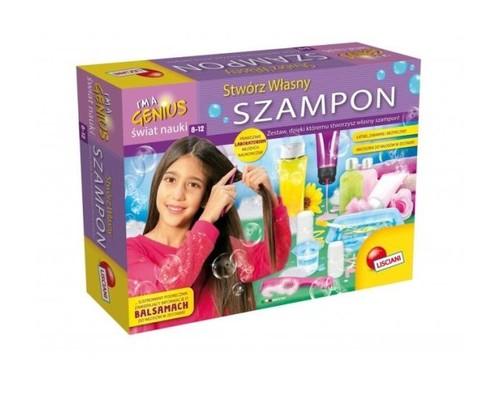 Stwórz własny szampon