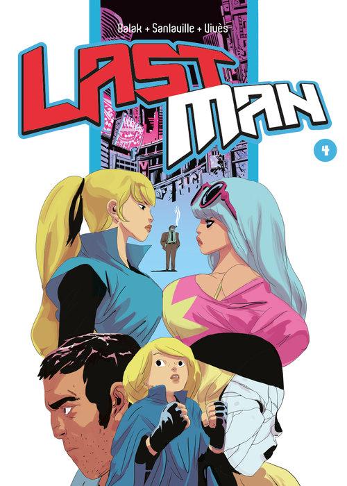 Lastman Tom 4
