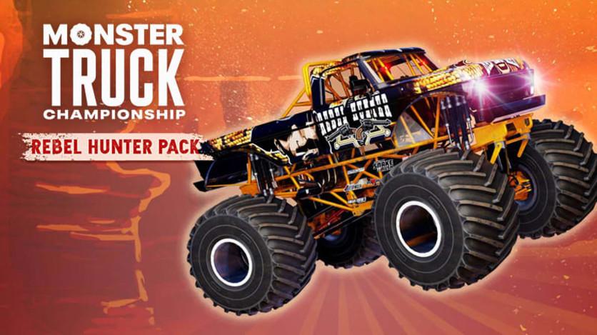 Monster Truck Championship Rebel Hunter Pack