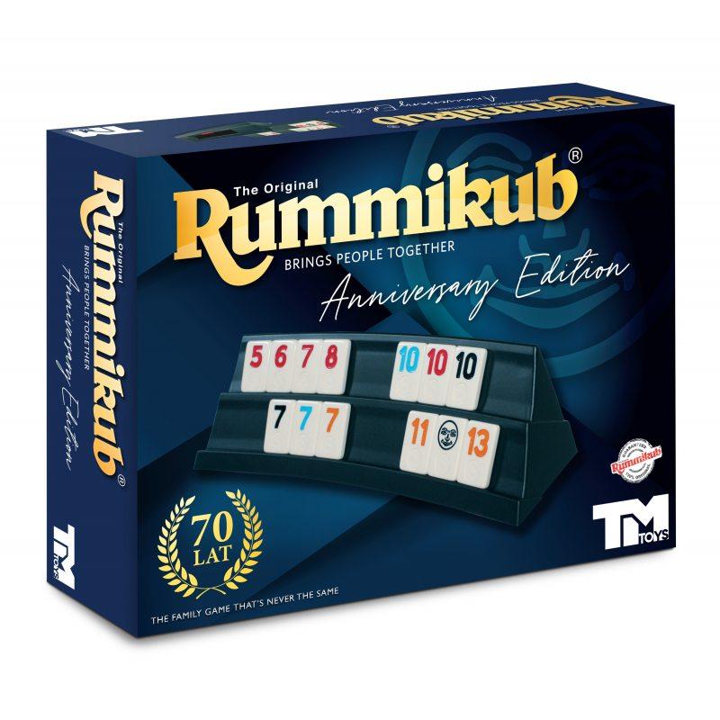 Rummikub: Wydanie Rocznicowe (gra planszowa)