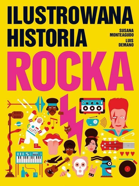 lustrowana Historia Rocka