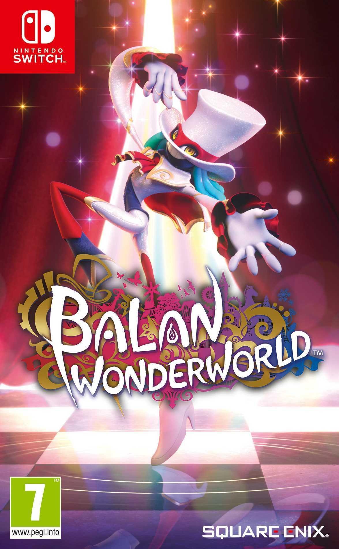 Balan Wonderwold (Switch) PL + Brelok