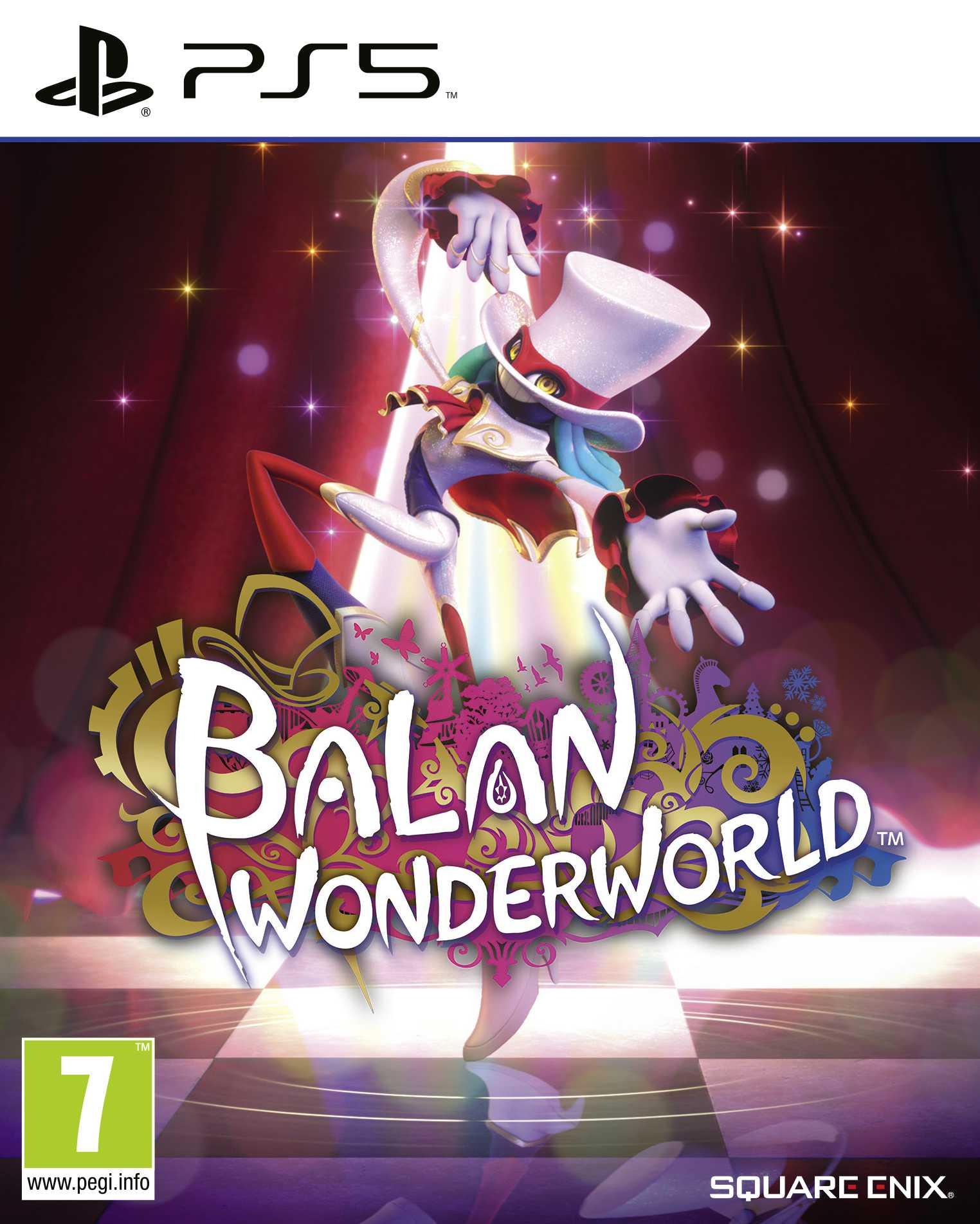 Balan Wonderwold (PS5) PL + Brelok