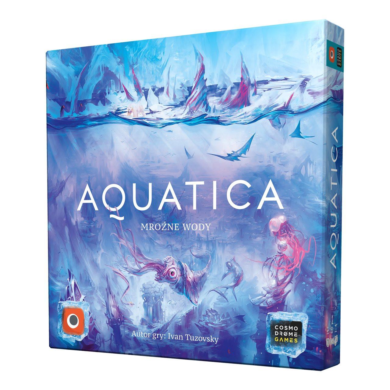 Aquatica: Mroźne Wody (gra planszowa)