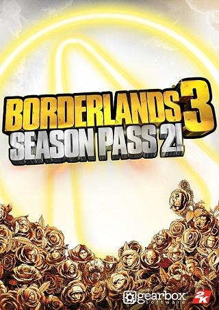 Borderlands 3: Season Pass 2 (PC) Epic