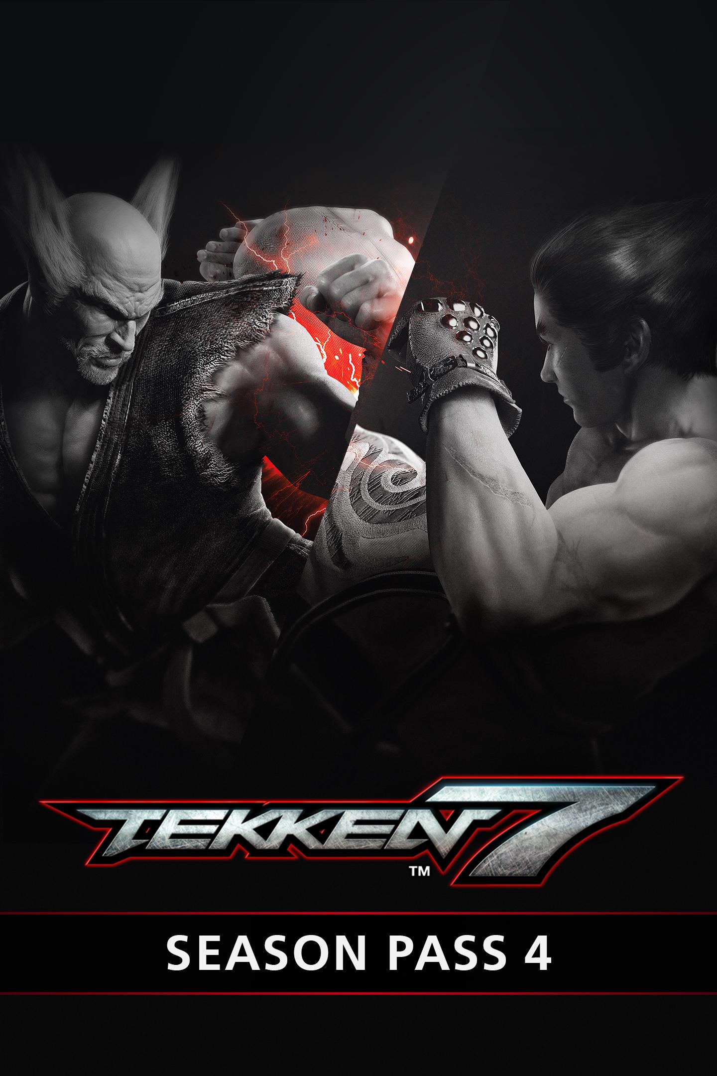 Tekken 7 Season Pass 4 (PC) Klíč Steam