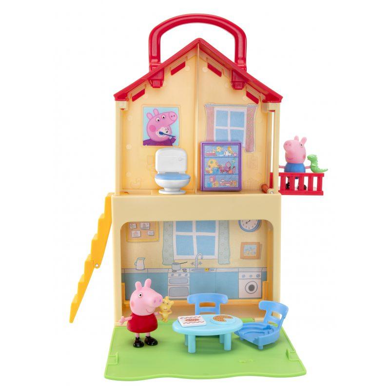 Świnka Peppa - Rozkładany domek