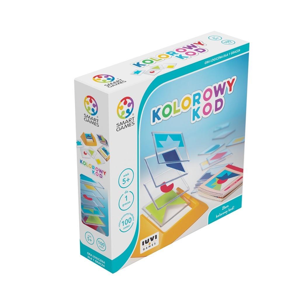 Smart Games Kolorowy Kod (PL) IUVI Games