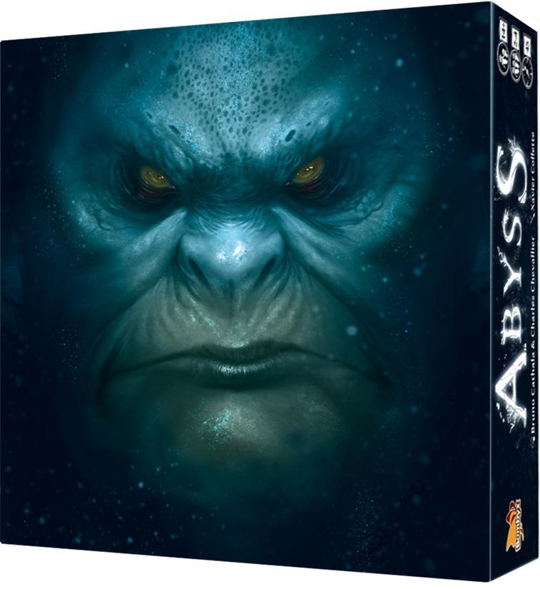 Abyss (edycja polska) (gra planszowa)