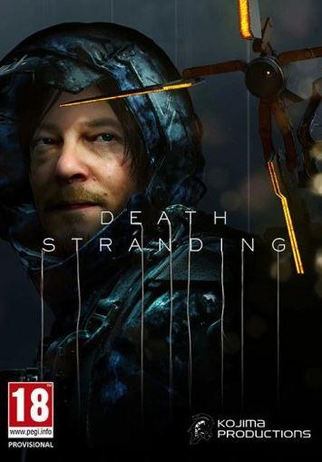 Death Stranding (PC) PL Klucz Steam