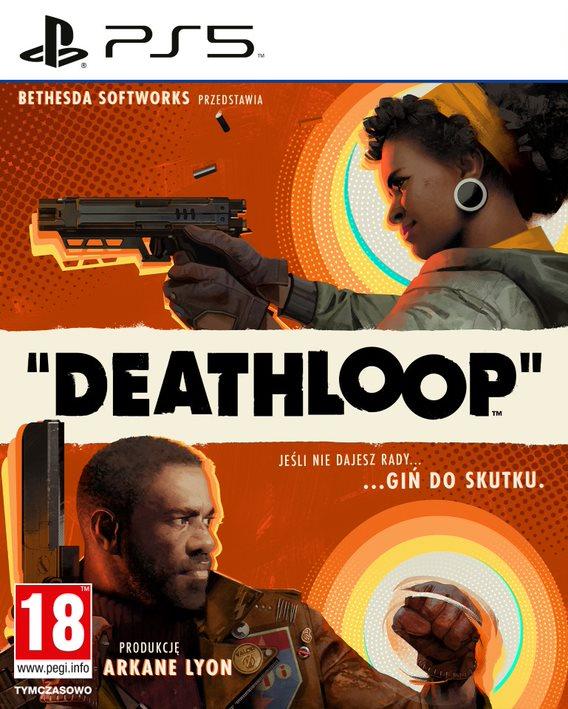 Deathloop (PS5) PL + Komin