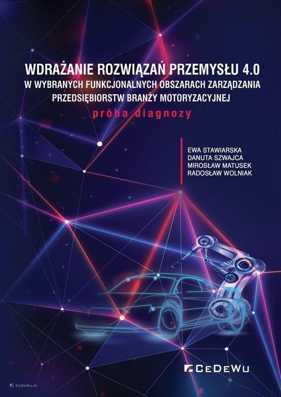 Wdrażanie rozwiązań Przemysłu 4.0 w wybranych..