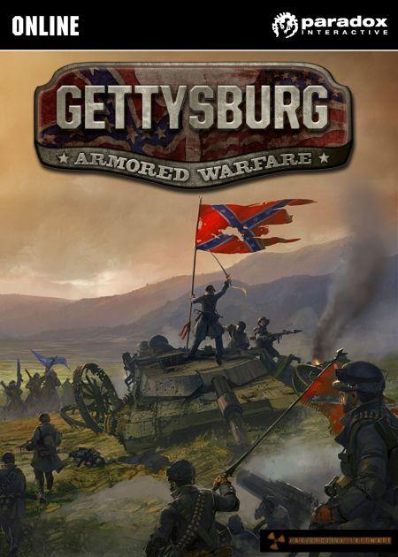 Gettysburg: Armored Warfare (PC) Klucz Steam