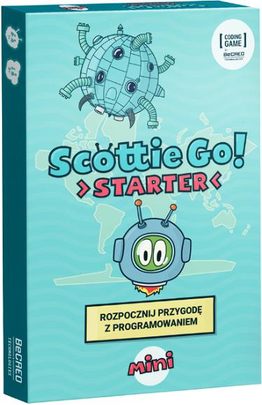 Scottie Go! Starter mini (edycja polska)
