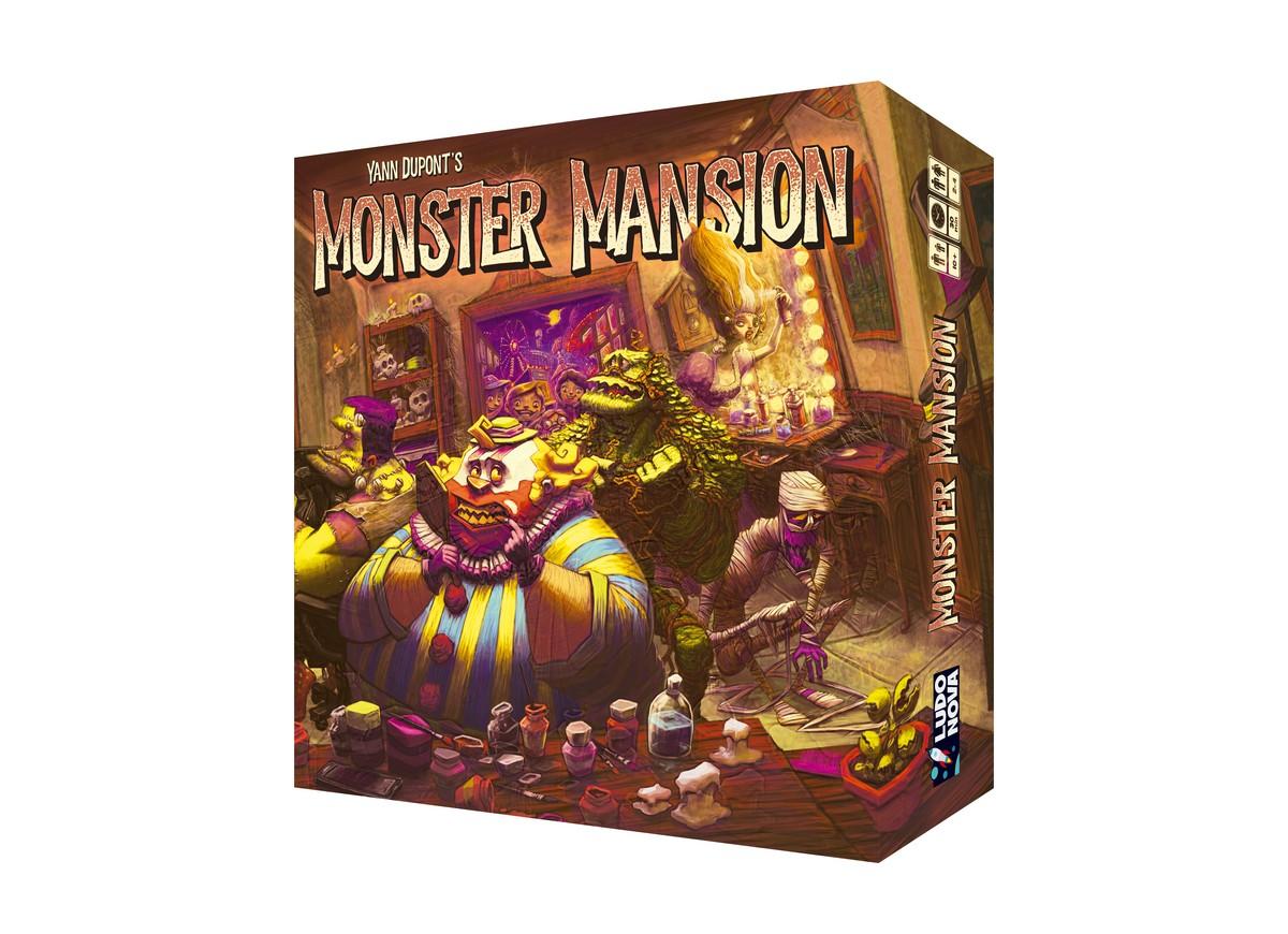 Monster Mansion (gra planszowa)