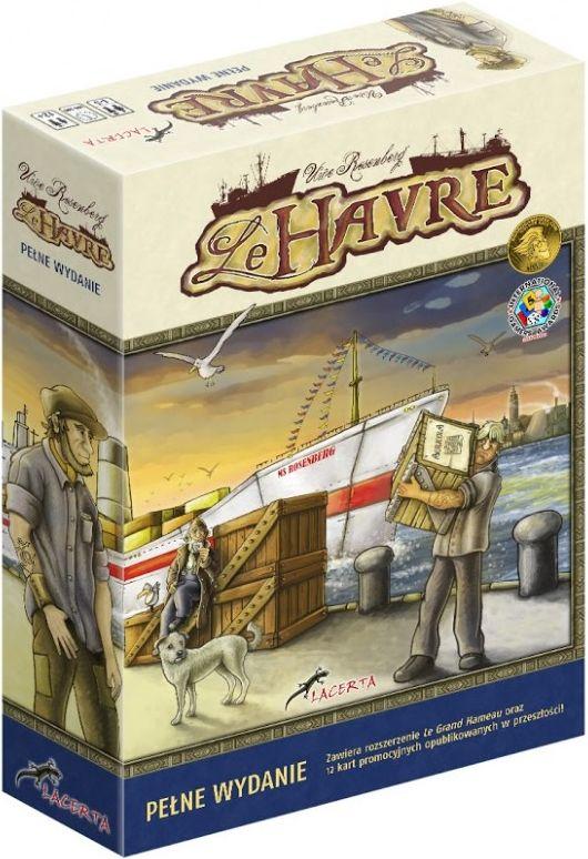 Le Havre (druga edycja polska) (gra planszowa)