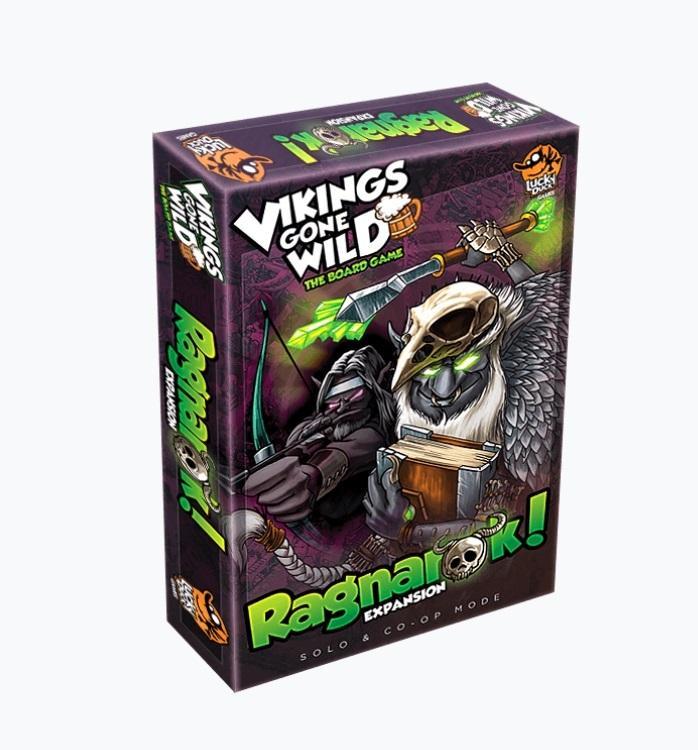 Vikings Gone Wild - Ragnarok Expansion