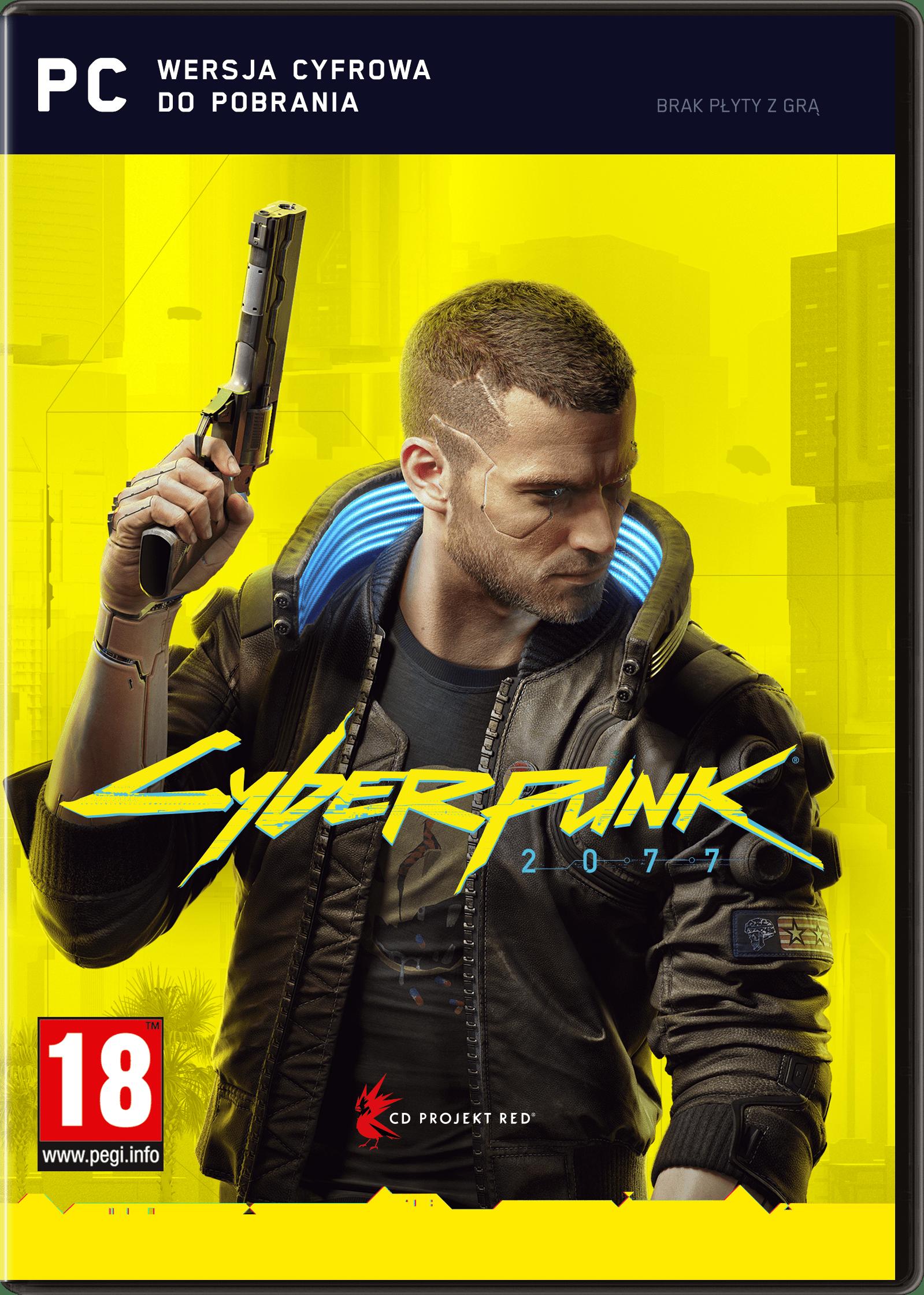 Cyberpunk 2077 (PC) CZ AKTIVACE GOG