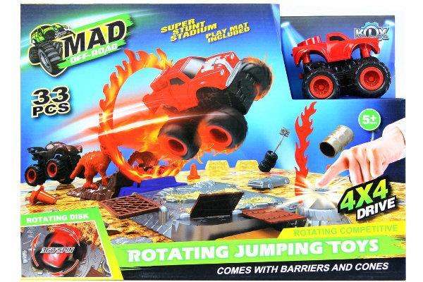 Tor samochodowy MAD 37x27x10 MC