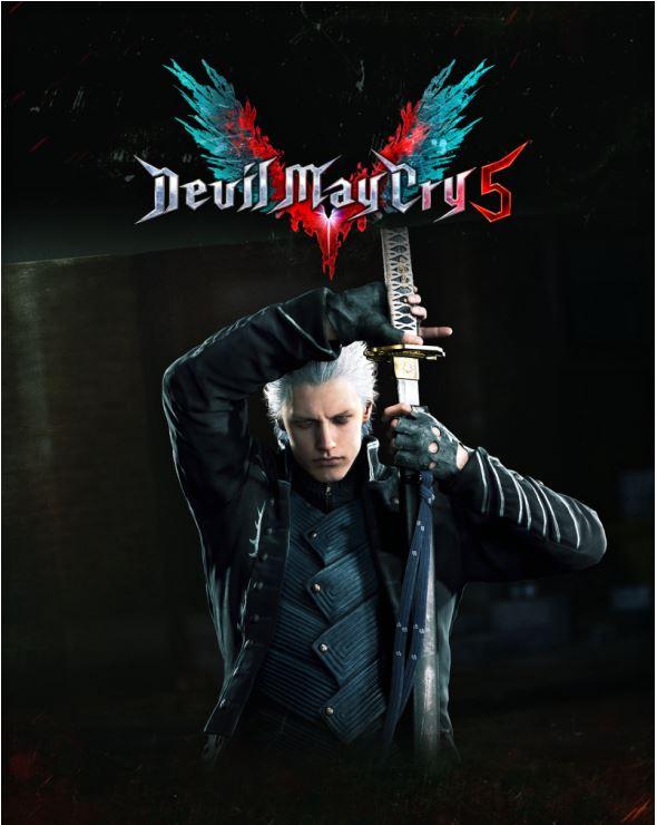 Devil May Cry 5 - Grywalna postać Vergil DLC (PC) Klucz Steam