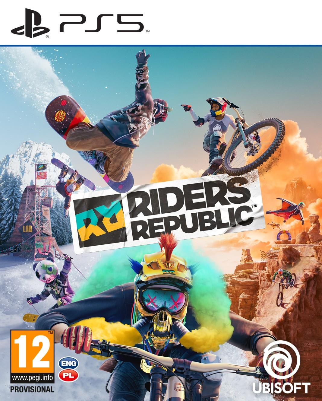 Riders Republic PL (PS5)