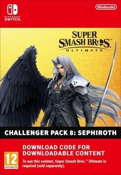 Super Smash Bros. Ultimate: Challenger Pack 8: Sephiroth (Switch) DIGITAL