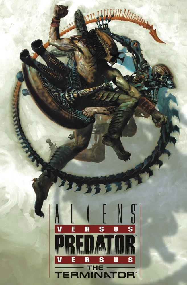 Aliens vs Predator vs Terminator