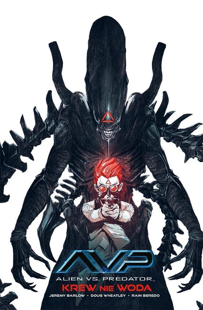 Alien vs. Predator. Krew nie Woda