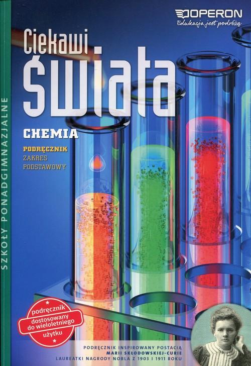 Ciekawi świata Chemia Podręcznik Zakres podstawowy