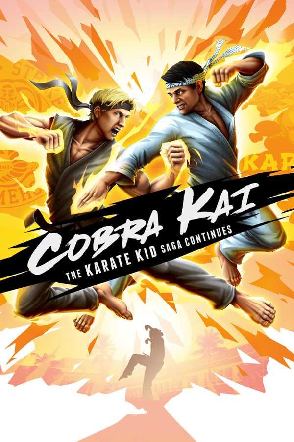 Cobra Kai: The Karate Kid Saga Continues (PC) Klucz Steam