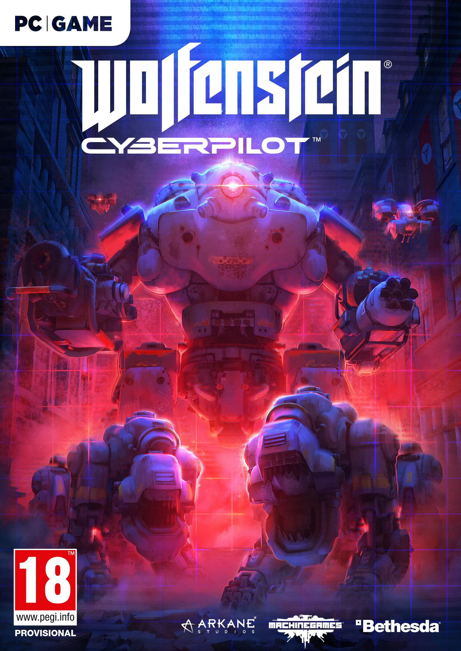 Wolfenstein: Cyberpilot VR (PC) Klíč Steam