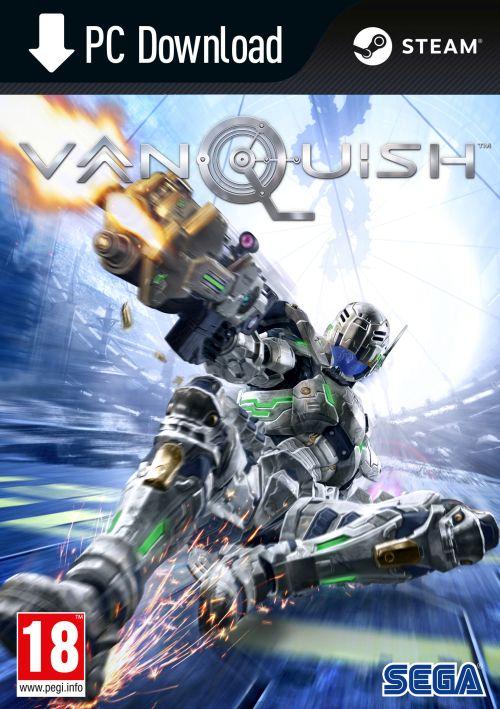 Vanquish (PC) DIGITAL
