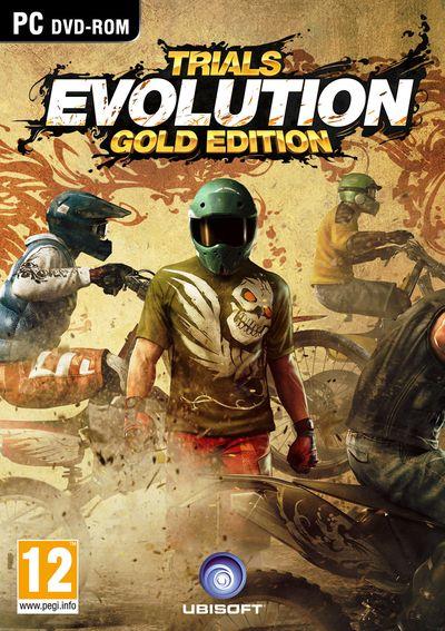 Trials Evolution Gold Edition (PC) DIGITAL
