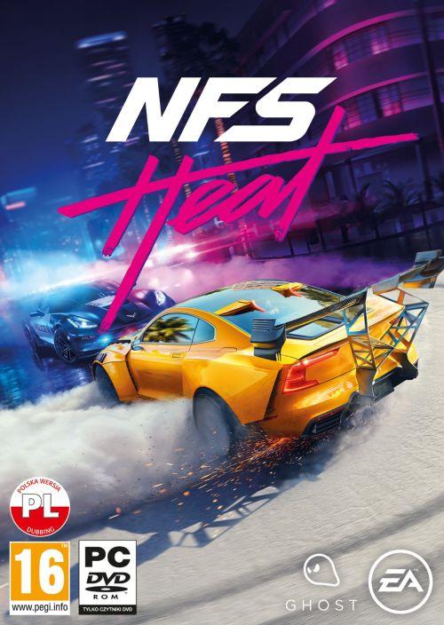 Need for Speed Heat (PC) PL Klucz Origin