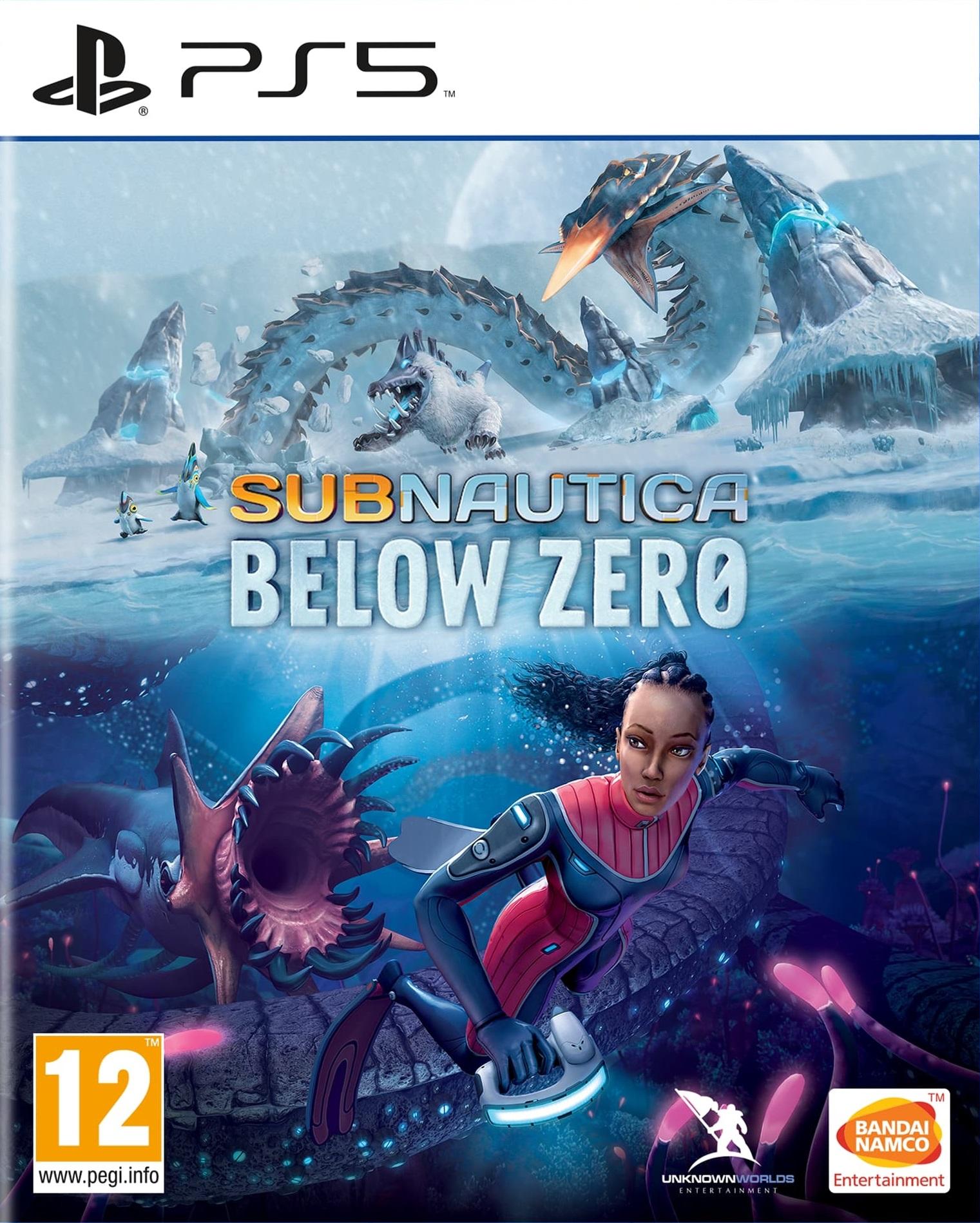 Subnautica Below Zero (PS5)