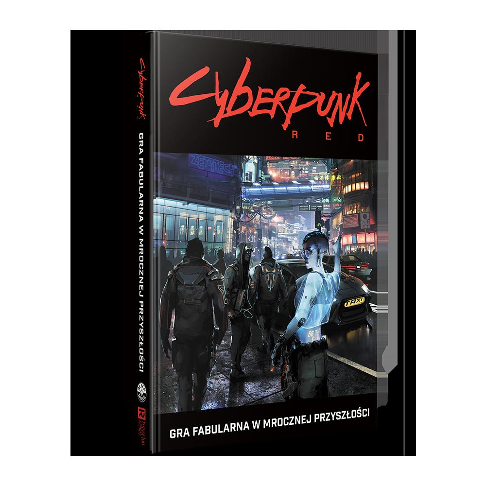 Cyberpunk RED - gra fabularna