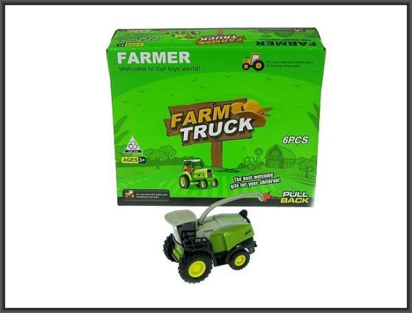 Maszyna rolnicza 10cm p6