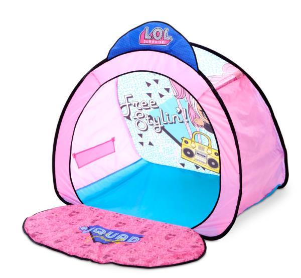 PROMO Little tikes LOL SURPRISE Przenośna scena / namiot w pudełku p6 651885