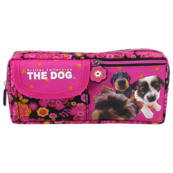 Piórnik z kieszonką The Dog 30