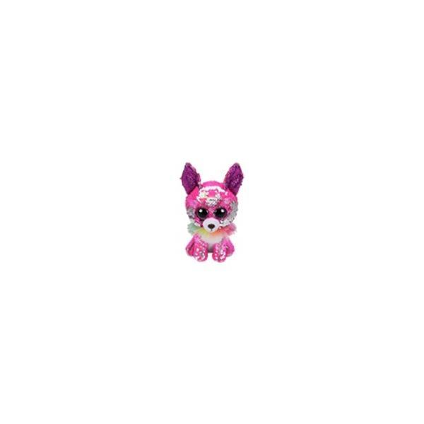 TY BOOS Flippables CHARMED - CEKINOWY Chihuahua 36341
