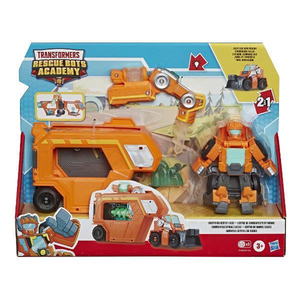 Transformers RBT Figurka + przyczepa p3 E6431 HASBRO Cena za 1szt