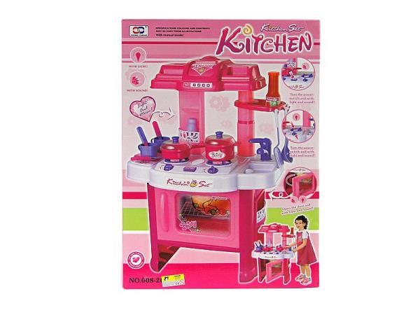 Zestaw kuchnia z wyposażeniem box 136403