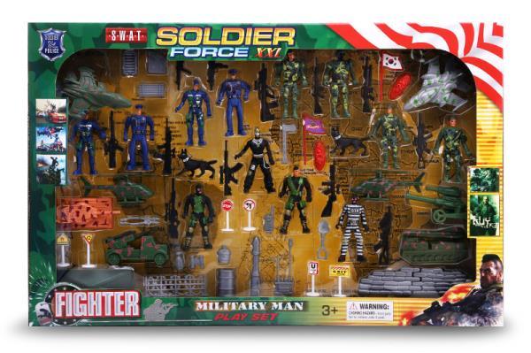 Zestaw wojskowy XXL 145926 ARTYK