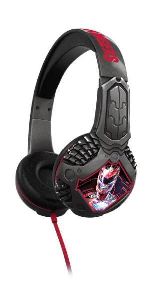 Słuchawki dla dzieci Power Rangers PR-142