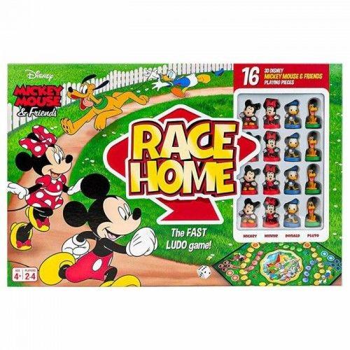 Myszka Miki i Przyjaciele Race Home