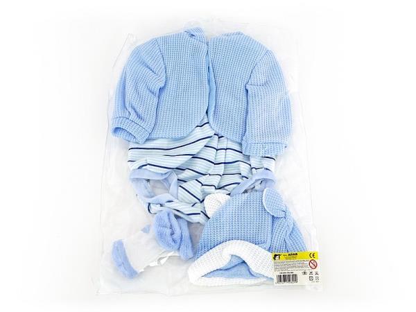Ubranko dla lalki 45cm 506299