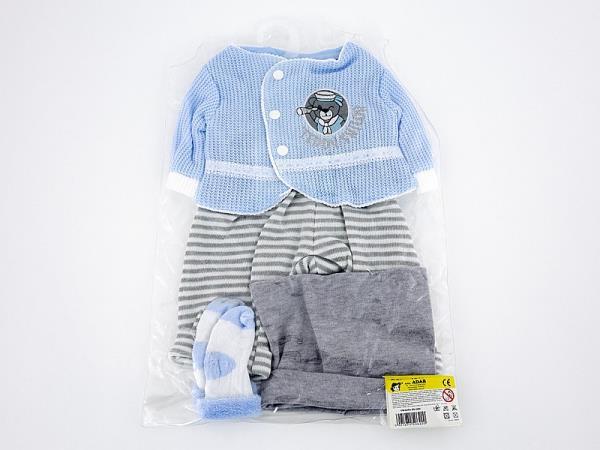 Ubranko dla lalki 45cm 506220