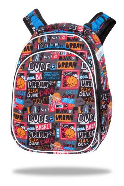 Plecak młodzieżowy Turtle - Bascetball C15231 Coolpack