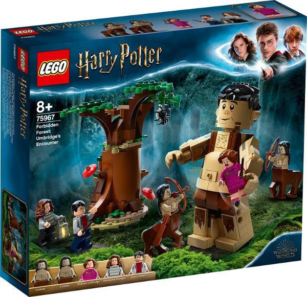 LEGO 75967 HARRY POTTER Zakazany Las: spotkanie Umbridge 4 p4